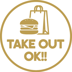TAKE OUT OK!!